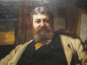 Henry Hobson Richardson (1838 – 1886) Portrait: National Portrait Gallery Washington DC