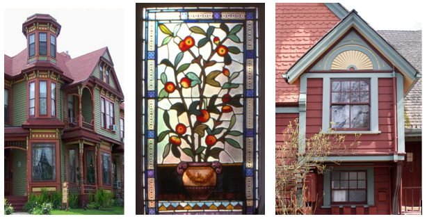 Queen Anne Style: Architecture and Art – In England and ...  Queen Anne Styl...
