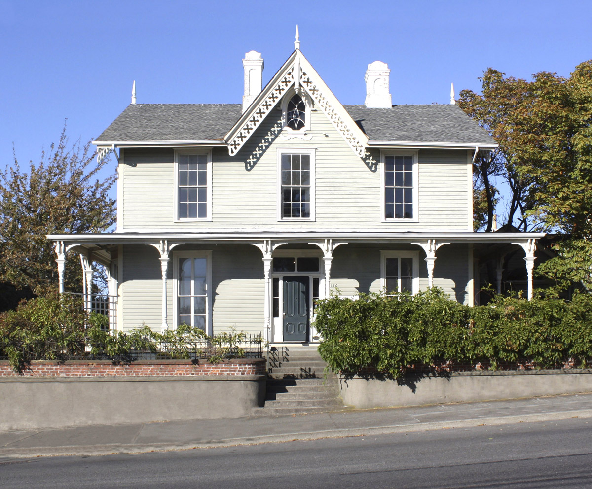 19th Century Gothic Revival Homes And Furnishings In North